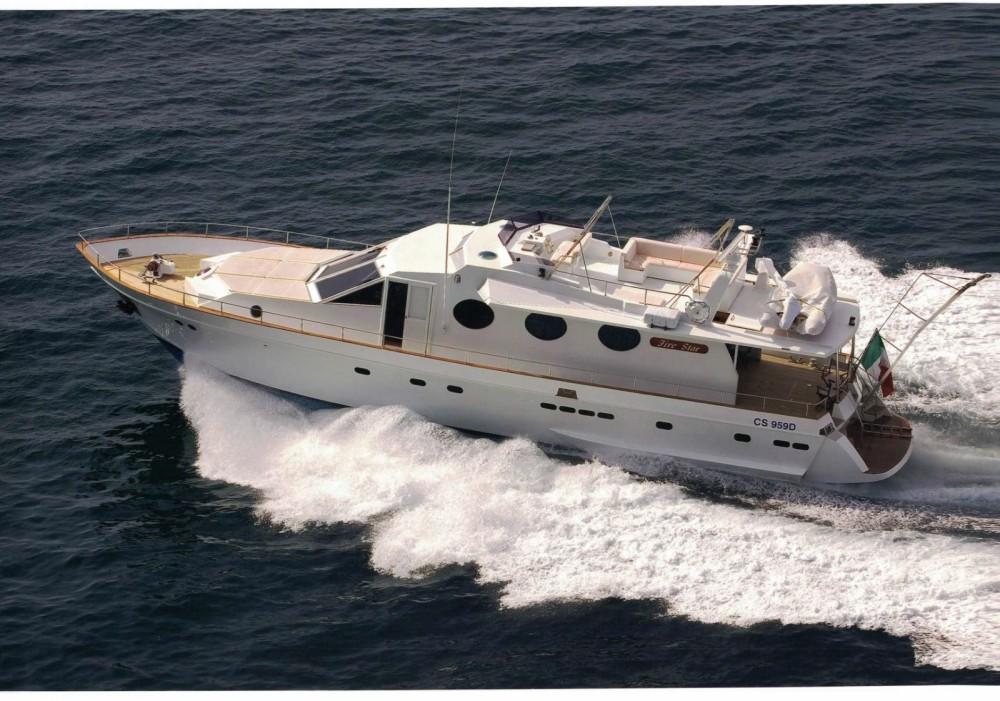 Yachten mit oder ohne Skipper Cantieri navali di Chiavari mieten in Castellammare di Stabia