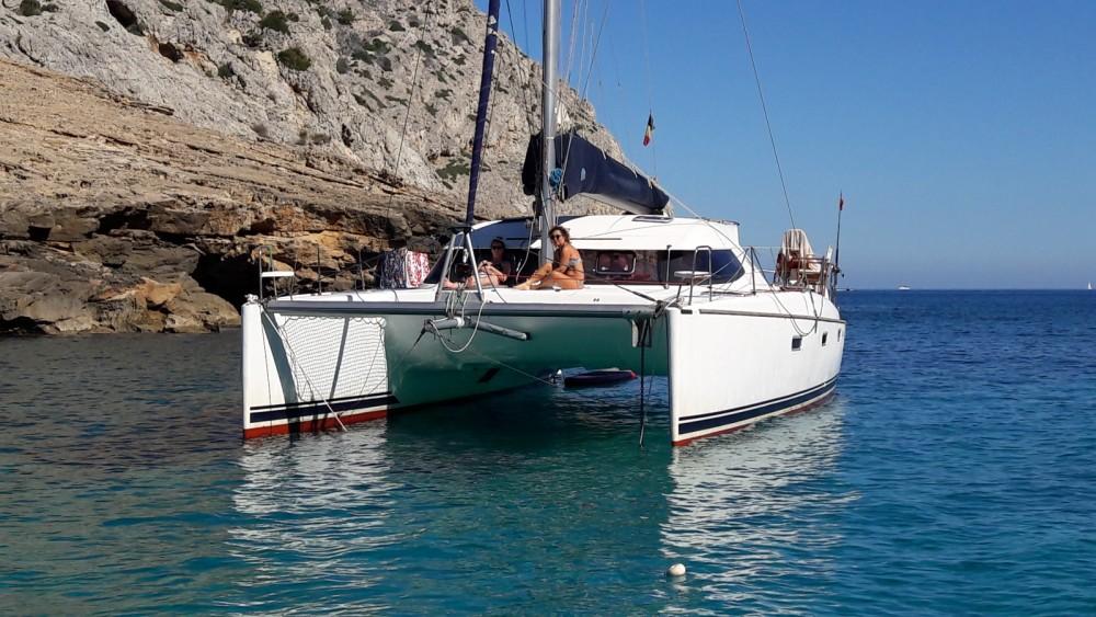 Bootsverleih Nautitech Nautitech 40 Korfu Samboat