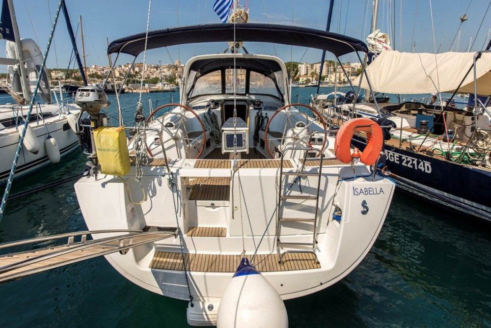 Yacht-Charter in Lavrion - Bénéteau Oceanis 50 Family auf SamBoat