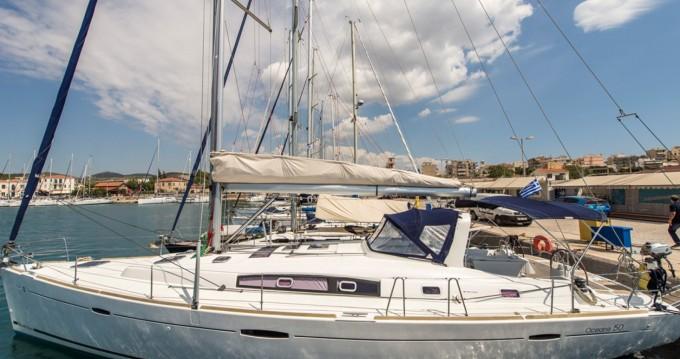 Yacht-Charter in Lávrio - Bénéteau Oceanis 50 Family auf SamBoat