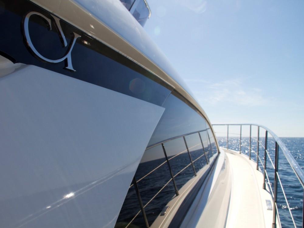 Vermietung Motorboot Cyrus mit Führerschein