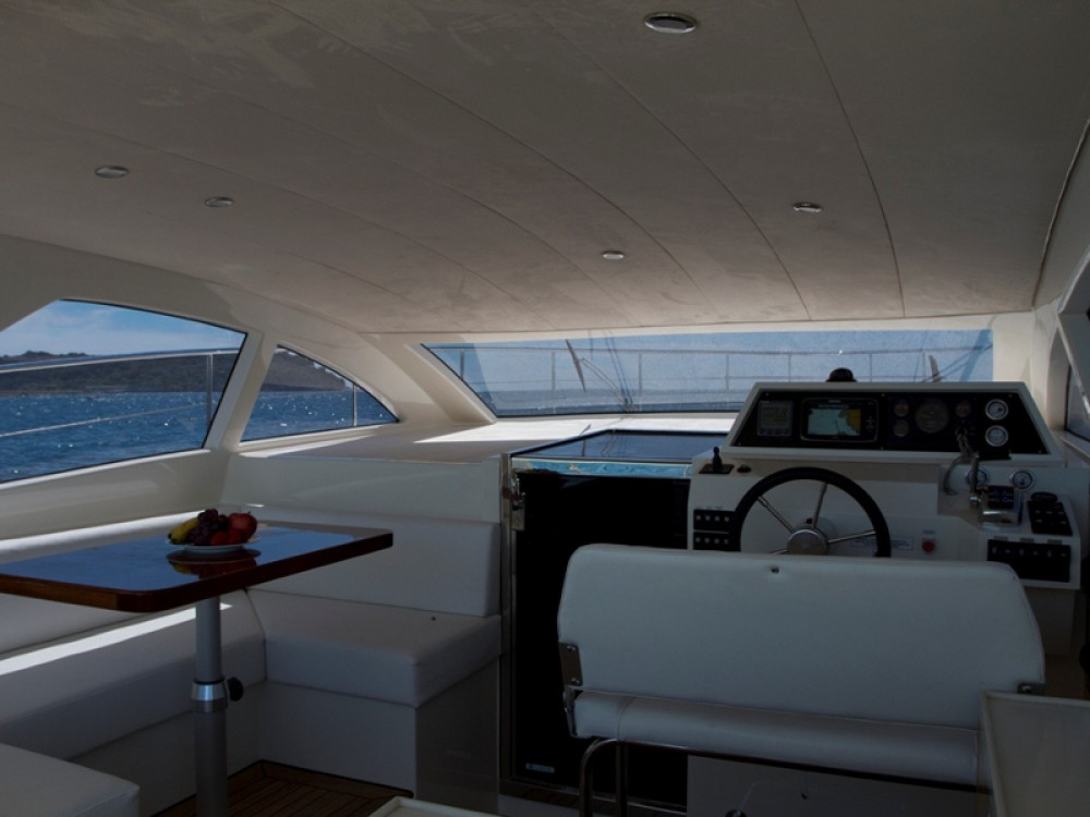 Yacht-Charter in Pula - Cyrus Cyrus 13.8 Hardtop auf SamBoat