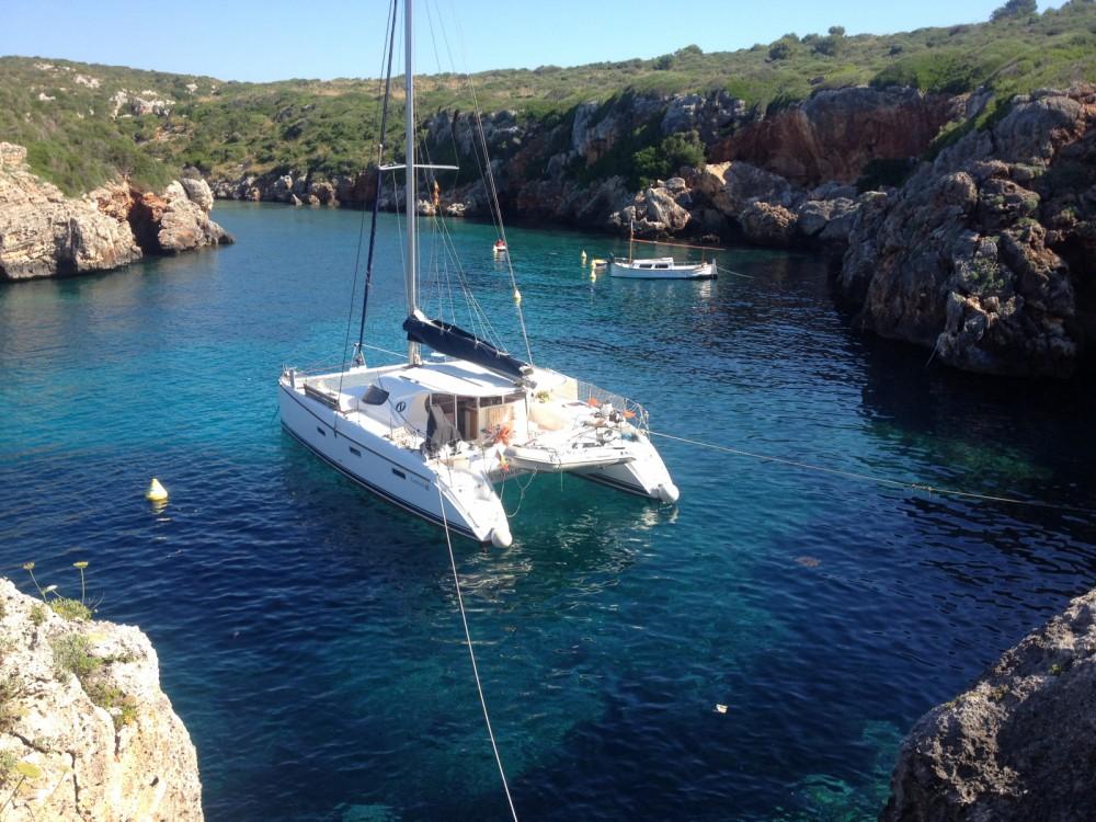 Katamaran mit oder ohne Skipper Nautitech mieten in Korfu