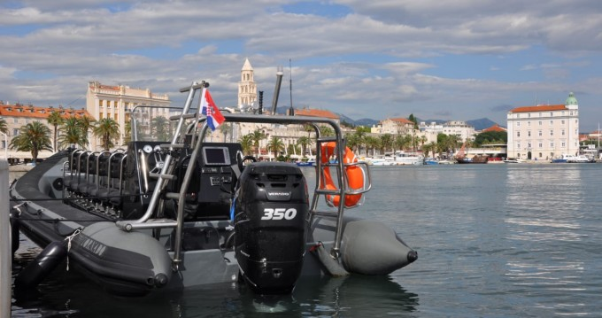 Yacht-Charter in Split - Tornado Tornado 8.5M Multi Purpose RIB auf SamBoat