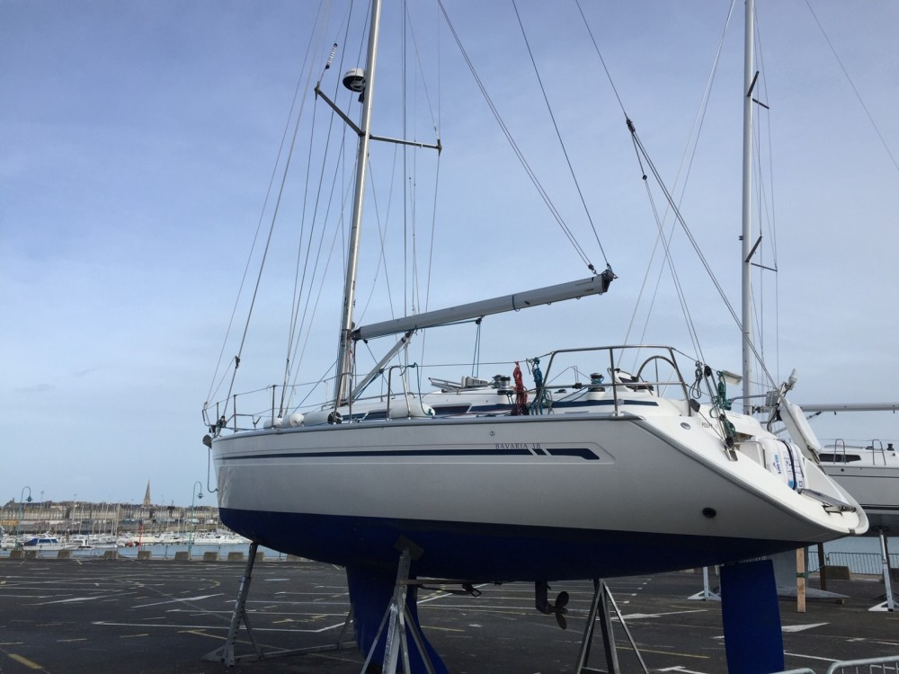 Segelboot mieten in Saint-Malo - Bavaria Bavaria 38