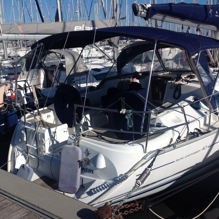 Yacht-Charter in Hyères - Jeanneau Sun Fast 40.3 auf SamBoat