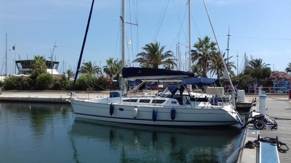 Bootsverleih Jeanneau Sun Fast 40.3 Hyères Samboat