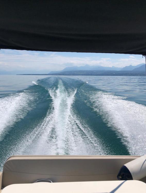 Motorboot mit oder ohne Skipper Quicksilver mieten in