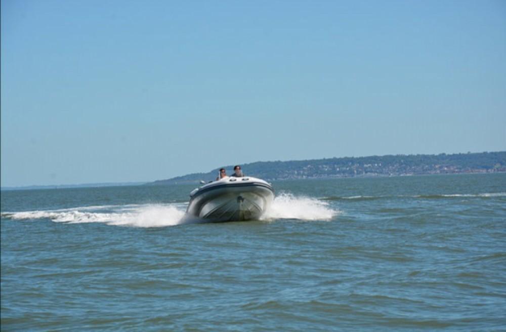 Schlauchboot mieten in Lège-Cap-Ferret - Kelt Sea Hawk 225
