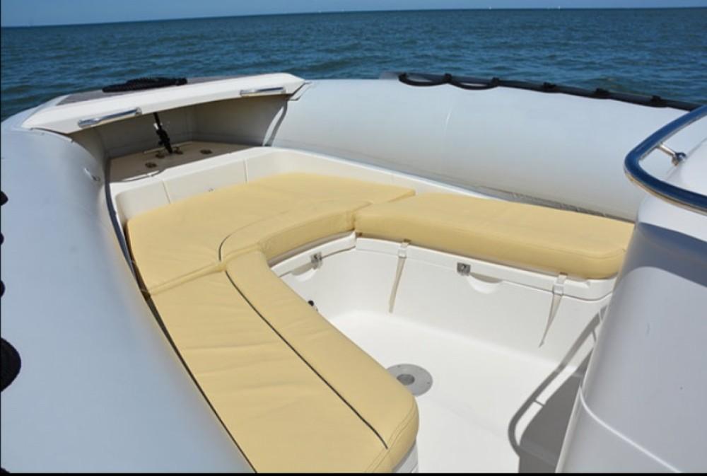 Bootsverleih Kelt Sea Hawk 225 Lège-Cap-Ferret Samboat