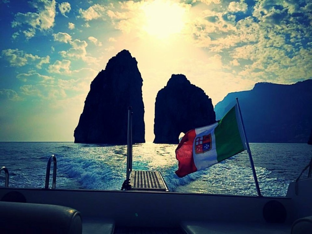 Bootsverleih Itama 45 Torre del Greco Samboat