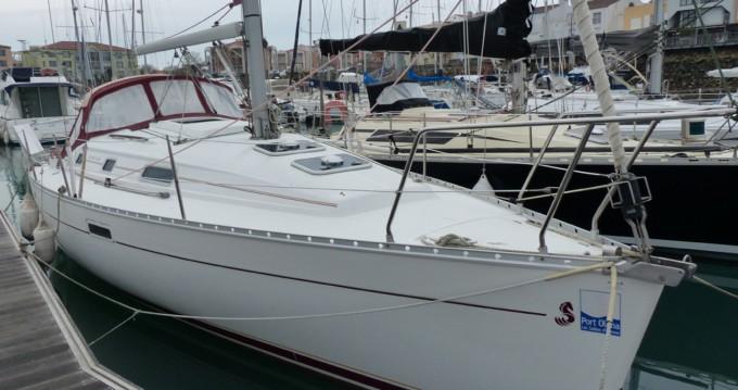 Bootsverleih Bénéteau Oceanis 311 Clipper Piriac-sur-Mer Samboat
