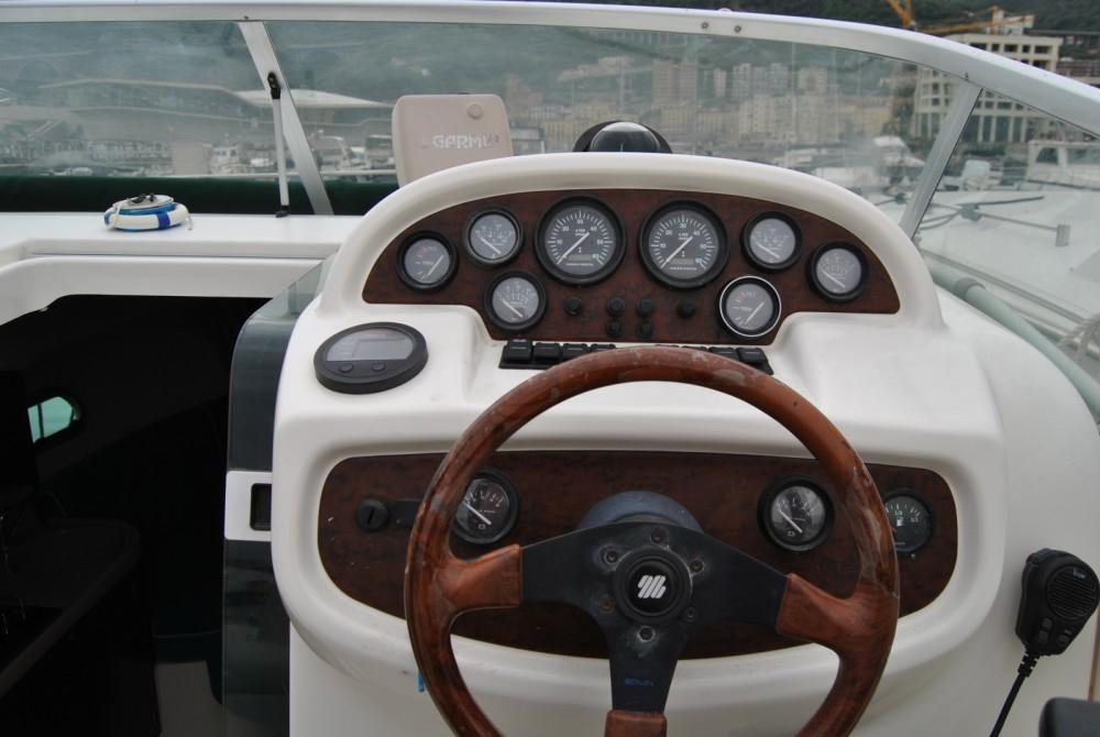 Motorboot mit oder ohne Skipper Jeanneau mieten in Salerno