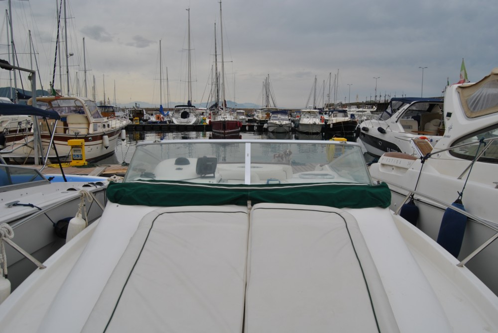 Bootsverleih Jeanneau Leader 805 Salerno Samboat