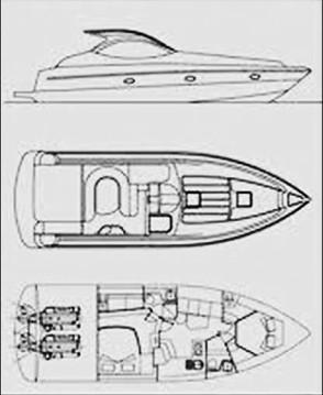 Bootsverleih Abbate Primatist G41 Talamone Samboat