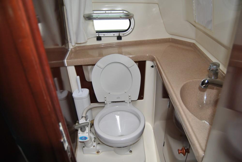 Motorboot mieten in Salerno - Jeanneau Leader 805