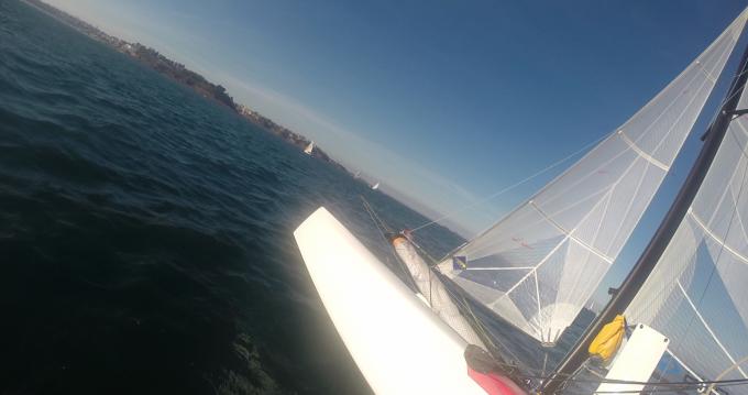 Katamaran mit oder ohne Skipper Catamaran-F16 mieten in Saint-Malo