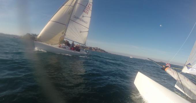 Katamaran mieten in Saint-Malo - Catamaran-F16 Cirrus Q