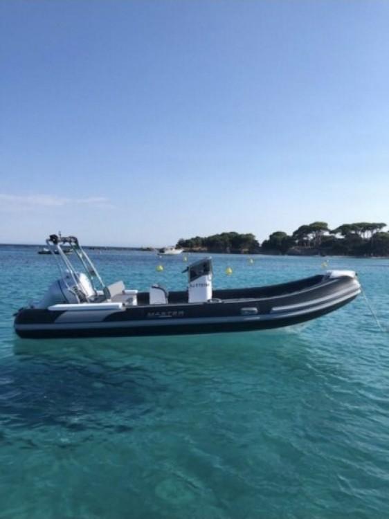 Bootsverleih Master Gommoni Master 650 Porto-Vecchio Samboat