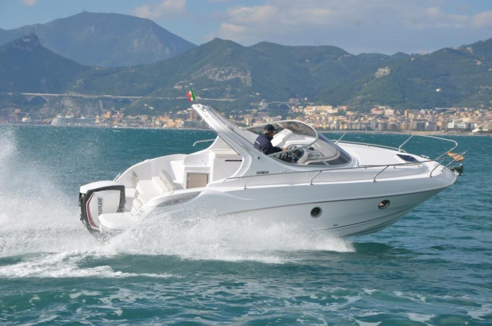 Bootsverleih Salpa Laver 23X Alaior Samboat