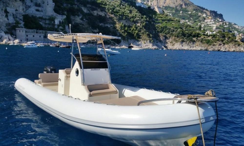 Bootsverleih Salerno günstig 870 D