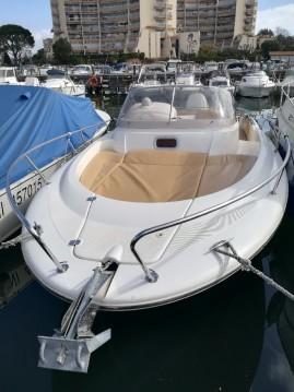 Bootsverleih Jeanneau Cap Camarat 715 WA Mandelieu-la-Napoule Samboat