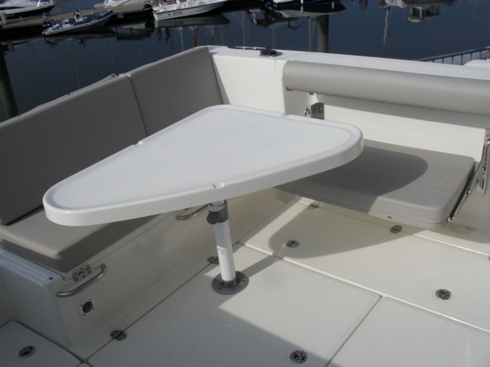 Yacht-Charter in Clohars-Carnoët - Quicksilver Activ 605 Pilothouse auf SamBoat