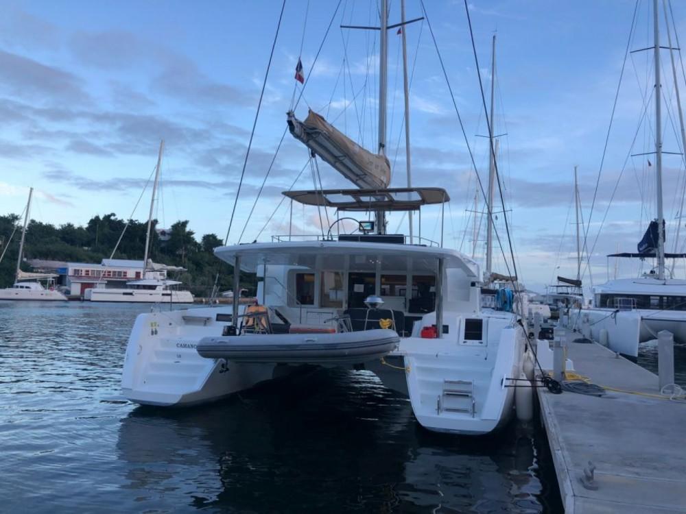 Bootsverleih Martinique günstig Lagoon 52