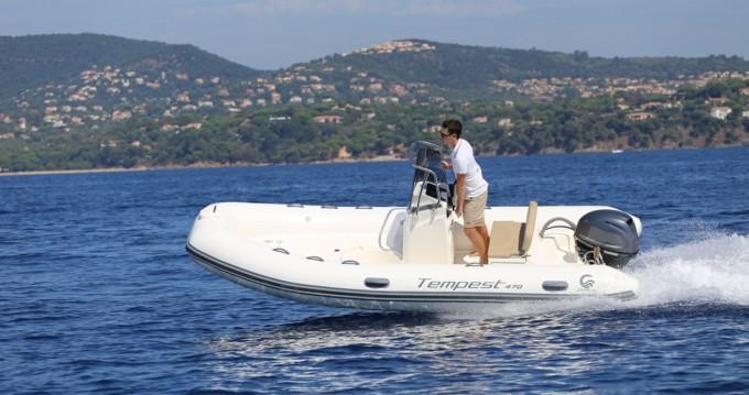 Schlauchboot mieten in Ibiza Island zum besten Preis