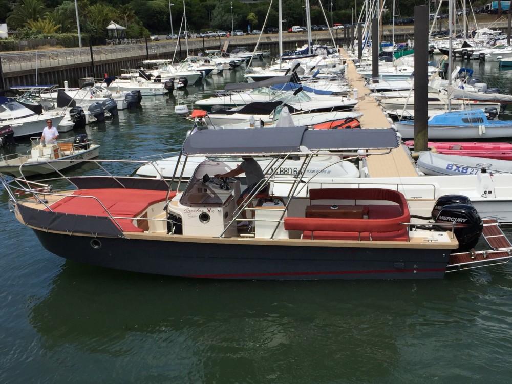 Bootsverleih Beacher Beacher V10 Croisière Lège-Cap-Ferret Samboat