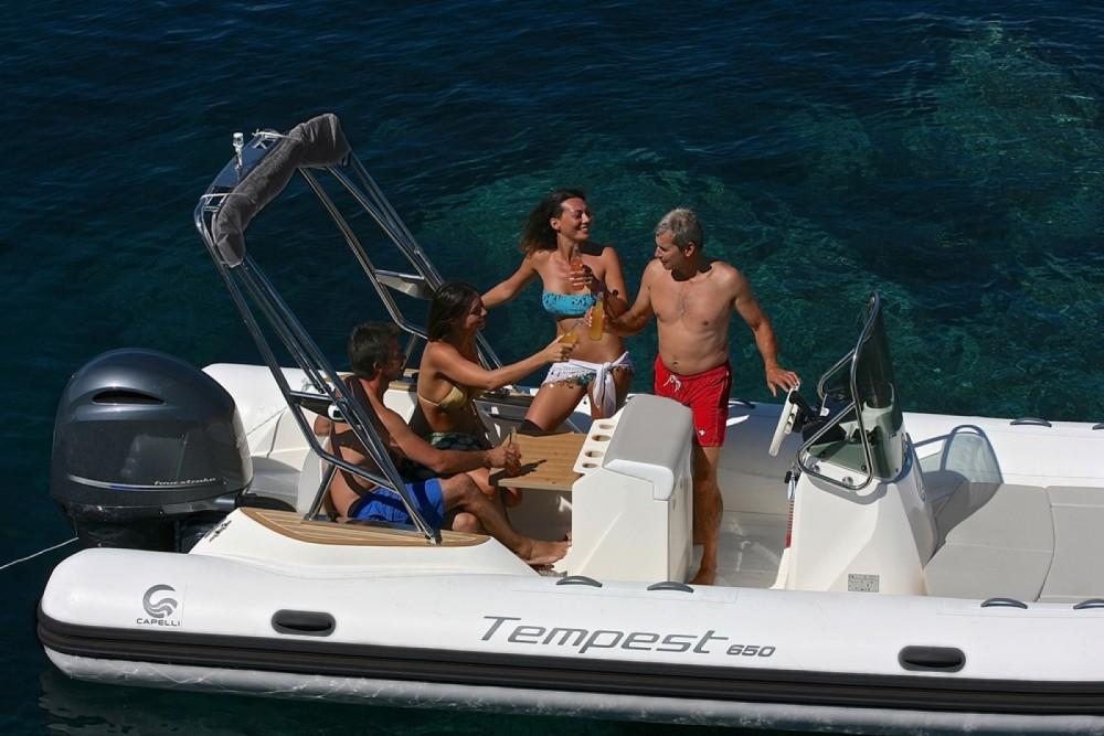 Yacht-Charter in Ibiza-Stadt - Capelli Tempest 650 auf SamBoat