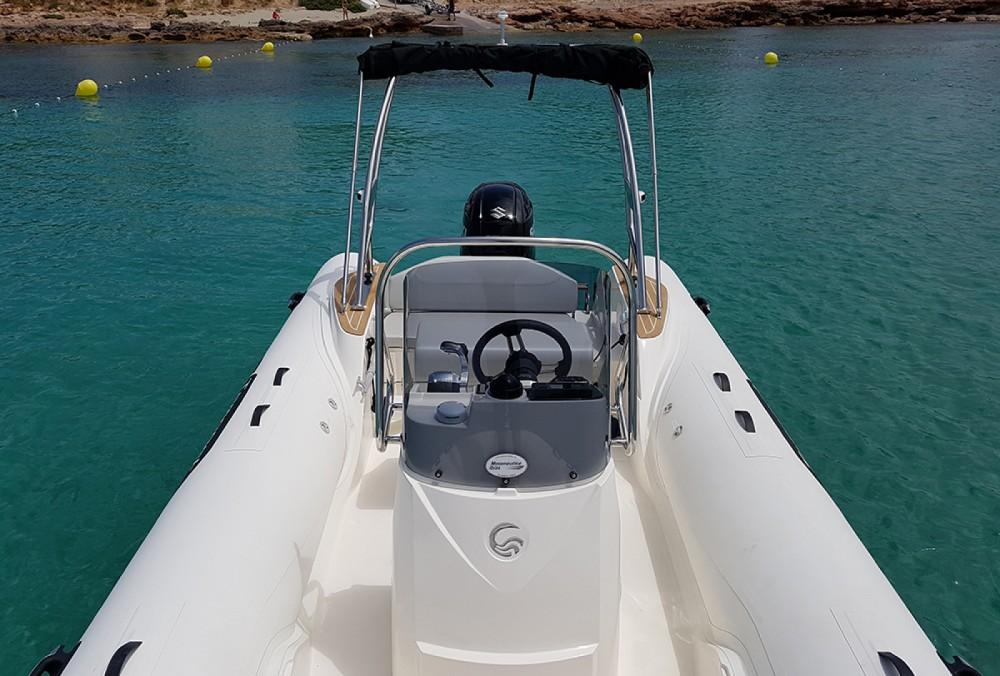 Capelli Tempest 650 zwischen Privatpersonen und professionellem Anbieter Ibiza-Stadt