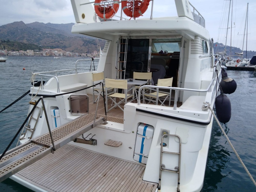 Yachten mit oder ohne Skipper Dellapasqua mieten in Taormine