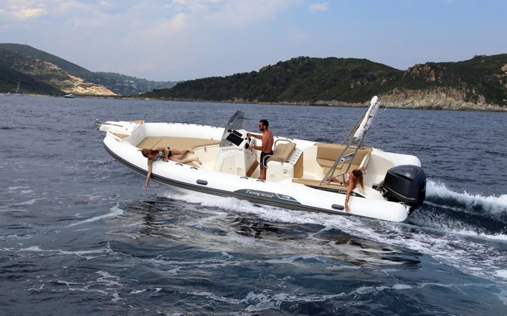 Schlauchboot mieten in Ibiza-Stadt - Capelli Tempest 775