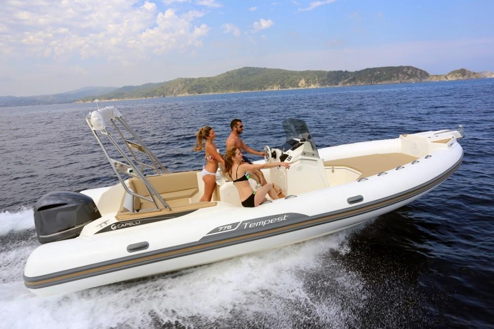 Capelli Tempest 775 zwischen Privatpersonen und professionellem Anbieter Ibiza-Stadt