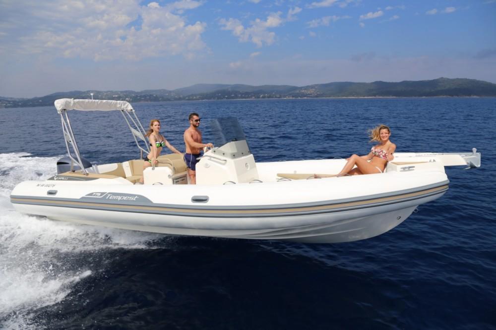 Yacht-Charter in Ibiza-Stadt - Capelli Tempest 775 auf SamBoat