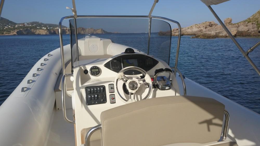Bootsverleih Capelli Tempest 900 Sun Ibiza-Stadt Samboat