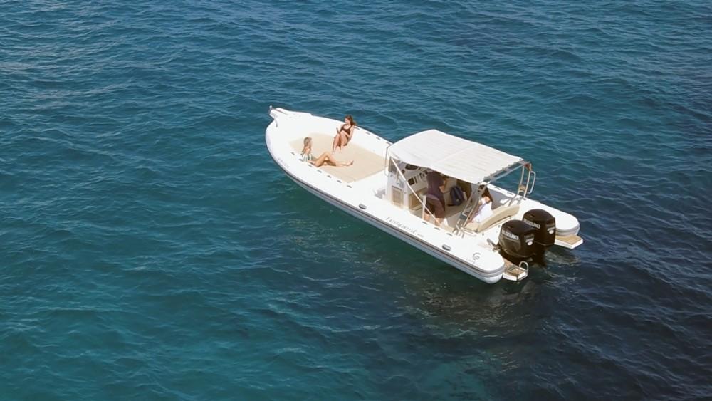 Schlauchboot mieten in Ibiza-Stadt - Capelli Tempest 900 Sun