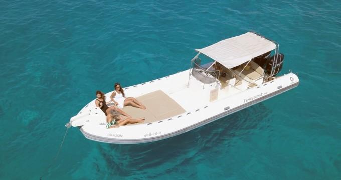 Capelli Tempest 900 Sun zwischen Privatpersonen und professionellem Anbieter Ibiza Island