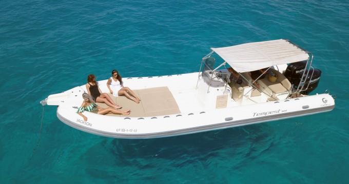 Schlauchboot mieten in Ibiza Island - Capelli Tempest 900 Sun