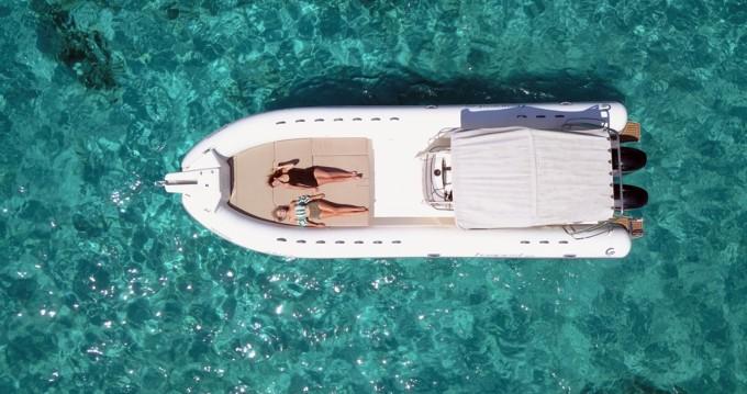 Bootsverleih Capelli Tempest 900 Sun Ibiza Island Samboat