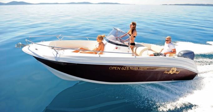 Bootsverleih Ibiza Island günstig Pacific Craft 625 Open