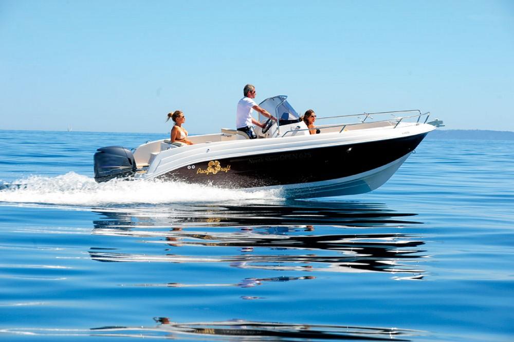 Bootsverleih Ibiza-Stadt günstig Pacific Craft 625 Open
