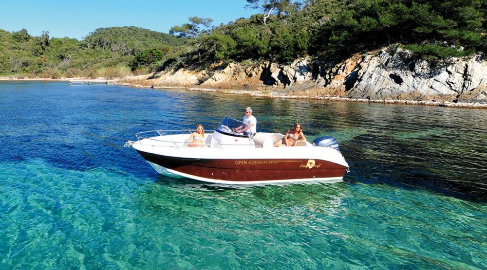 Motorboot mit oder ohne Skipper Pacific Craft mieten in Ibiza-Stadt
