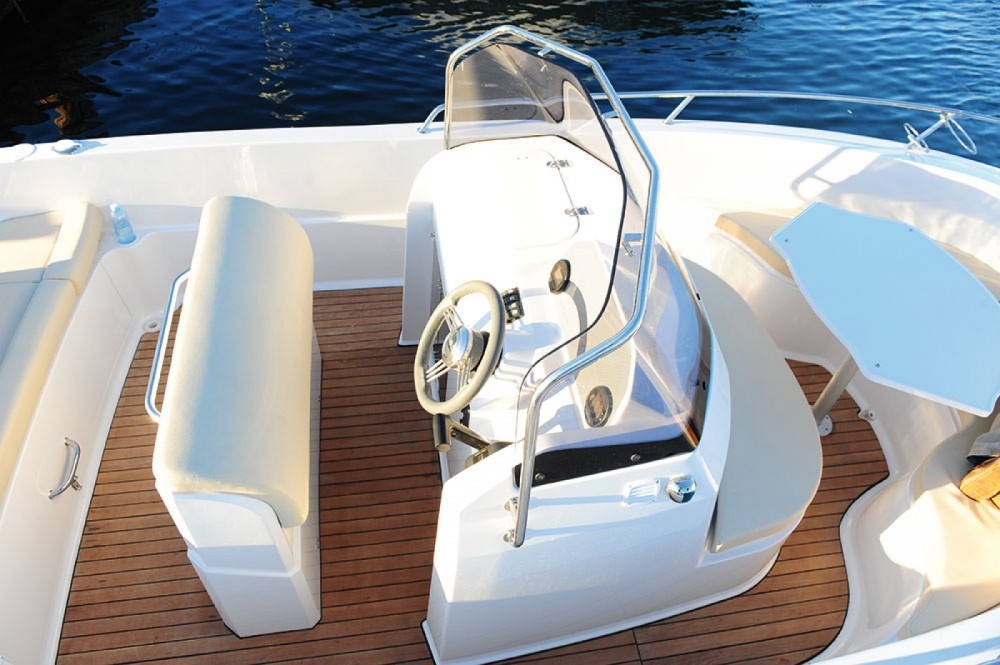 Yacht-Charter in Ibiza-Stadt - Pacific Craft Pacific Craft 625 Open auf SamBoat