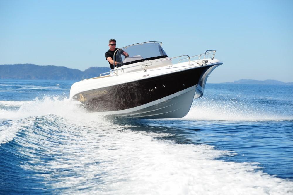 Motorboot mieten in Ibiza-Stadt - Pacific Craft Pacific Craft 625 Open