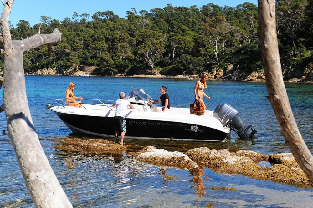 Motorboot mieten in Sant Antoni de Portmany zum besten Preis