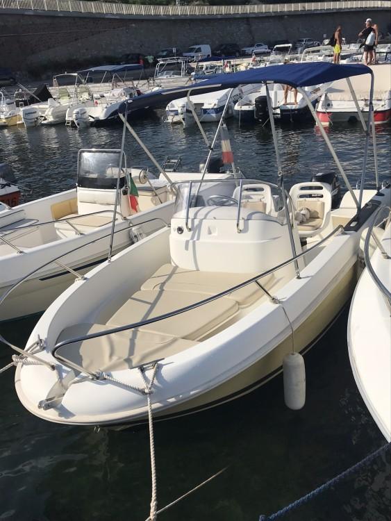 Motorboot mieten in Saint-Raphaël - Jeanneau Cap Camarat 515 Style