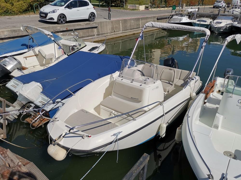 Yacht-Charter in Mandelieu-la-Napoule - Quicksilver Activ 555 Open auf SamBoat