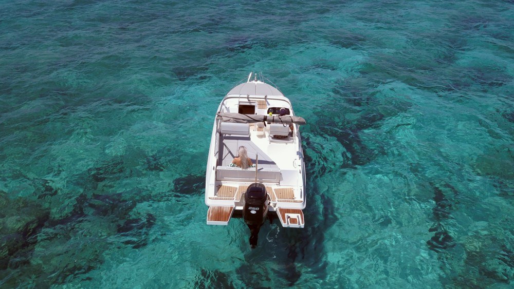 Yacht-Charter in Ibiza-Stadt - Pacific Craft Pacific Craft 700 DC auf SamBoat